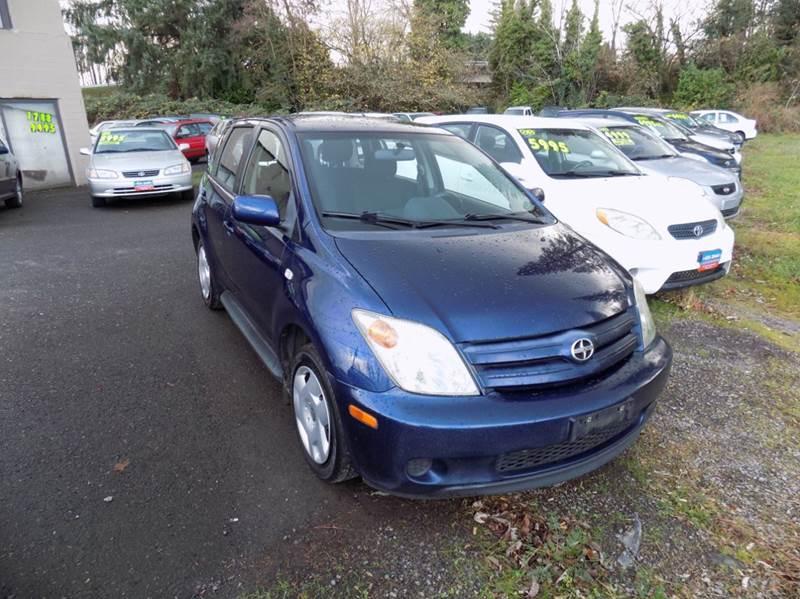2005 scion xa base 4dr hatchback in washougal wa a car company llc contact sciox Images