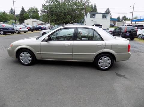 2002 Mazda Protege for sale in Washougal, WA