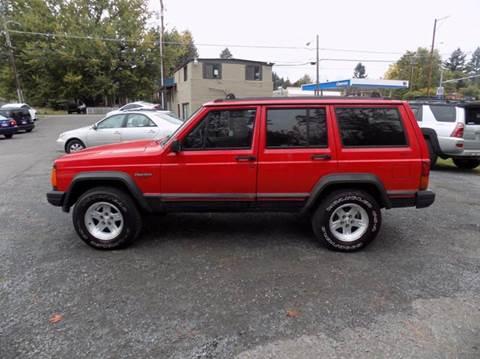 1995 Jeep Cherokee for sale in Washougal, WA