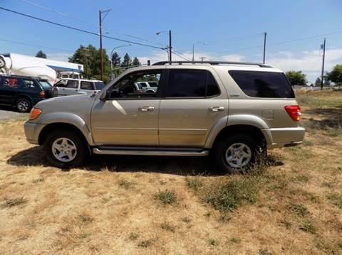 2002 Toyota Sequoia for sale in Washougal, WA