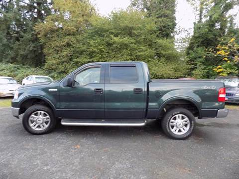 2004 Ford F-150 for sale in Washougal, WA