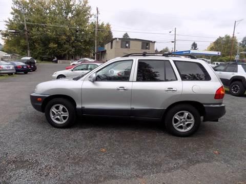 2001 Hyundai Santa Fe for sale in Washougal, WA