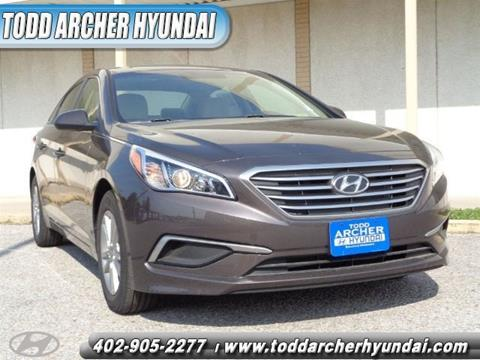2017 Hyundai Sonata for sale in Bellevue, NE