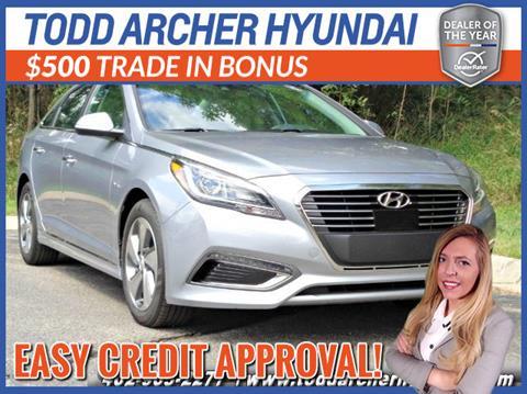2017 Hyundai Sonata Plug-in Hybrid for sale in Bellevue, NE
