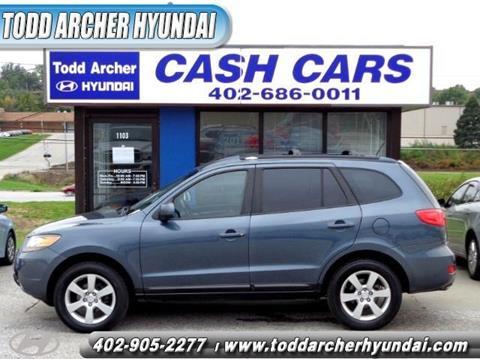 2007 Hyundai Santa Fe for sale in Bellevue, NE