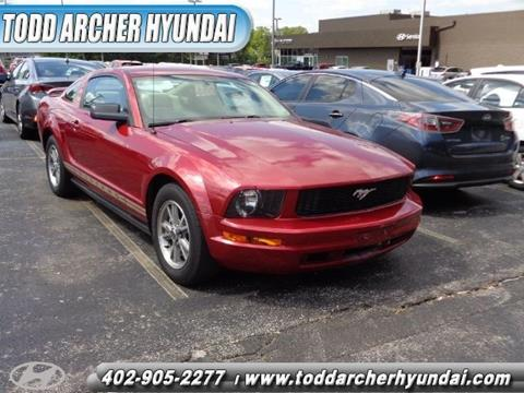 2005 Ford Mustang for sale in Bellevue, NE