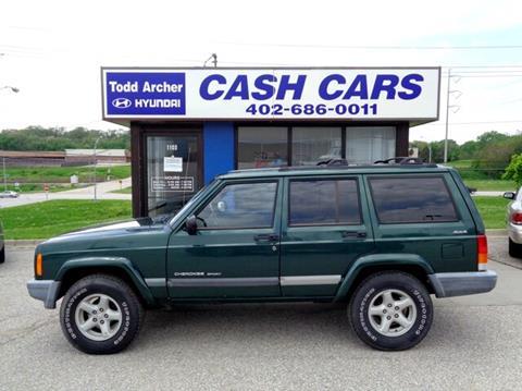 2000 Jeep Cherokee for sale in Bellevue, NE
