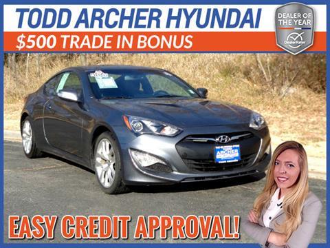 2014 Hyundai Genesis Coupe for sale in Bellevue, NE