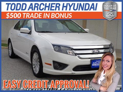 2011 Ford Fusion Hybrid for sale in Bellevue, NE