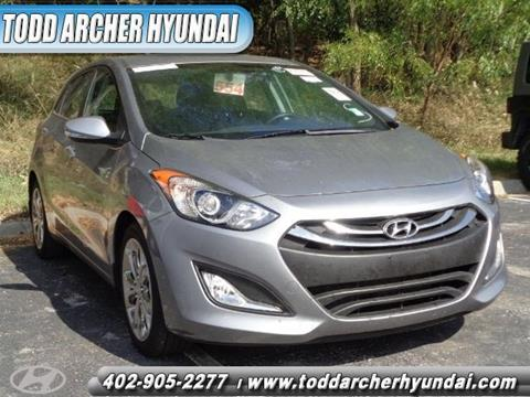 2015 Hyundai Elantra GT for sale in Bellevue, NE