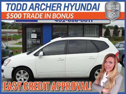 2007 Kia Rondo for sale in Bellevue, NE