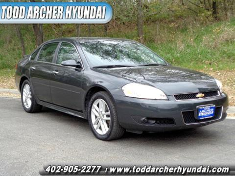 2016 Chevrolet Impala Limited for sale in Bellevue, NE