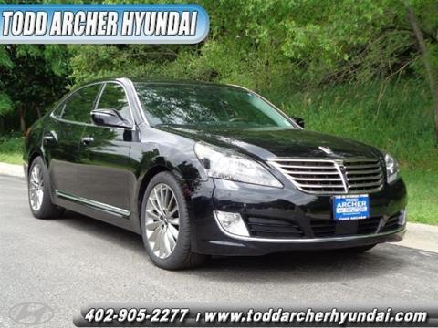 2014 Hyundai Equus for sale in Bellevue, NE