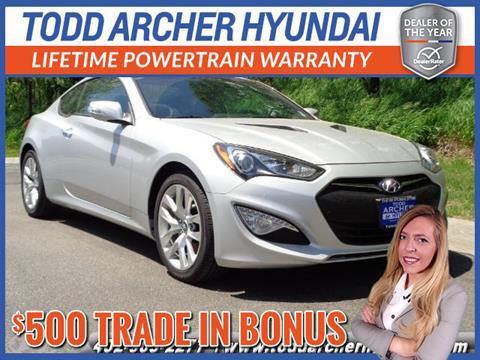 2016 Hyundai Genesis Coupe for sale in Bellevue, NE