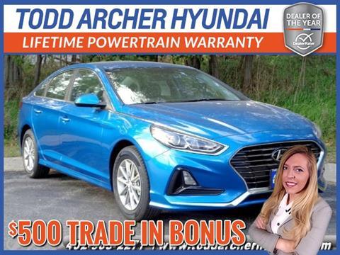 2018 Hyundai Sonata for sale in Bellevue, NE