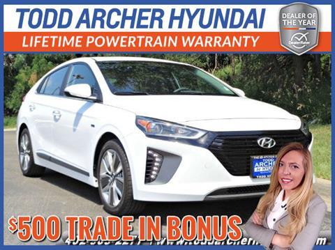 2017 Hyundai Ioniq Hybrid for sale in Bellevue, NE