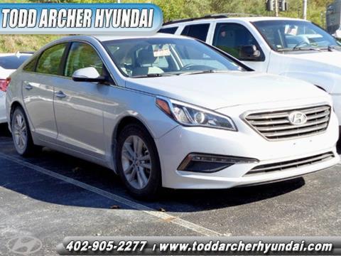 2015 Hyundai Sonata for sale in Bellevue, NE