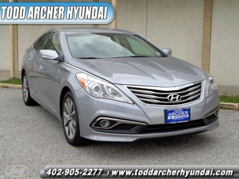 2016 Hyundai Azera for sale in Bellevue, NE