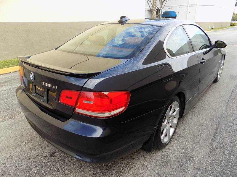 2008 BMW 3 Series 328xi AWD 2dr Coupe - Hollywood FL