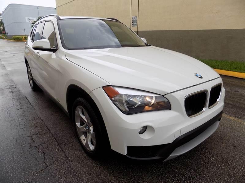 2013 BMW X1 sDrive28i 4dr SUV - Hollywood FL