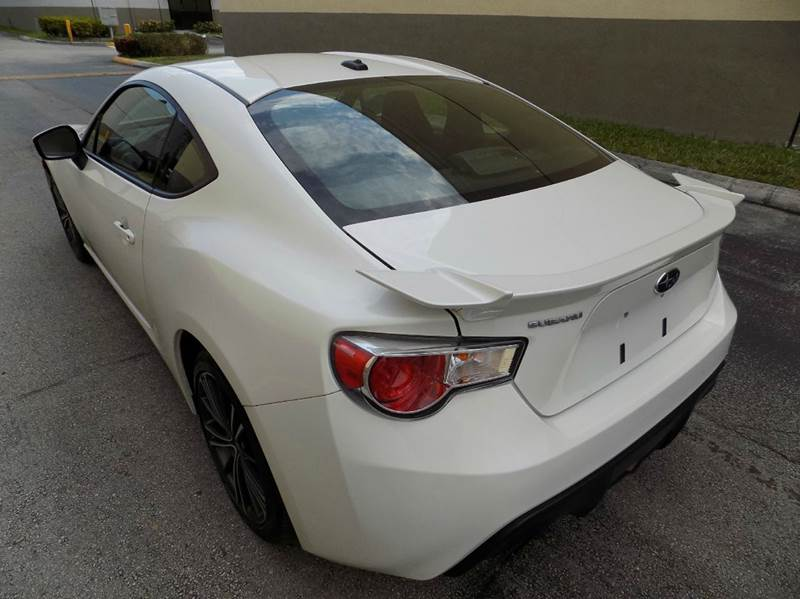 2014 Subaru BRZ Limited 2dr Coupe 6A - Hollywood FL