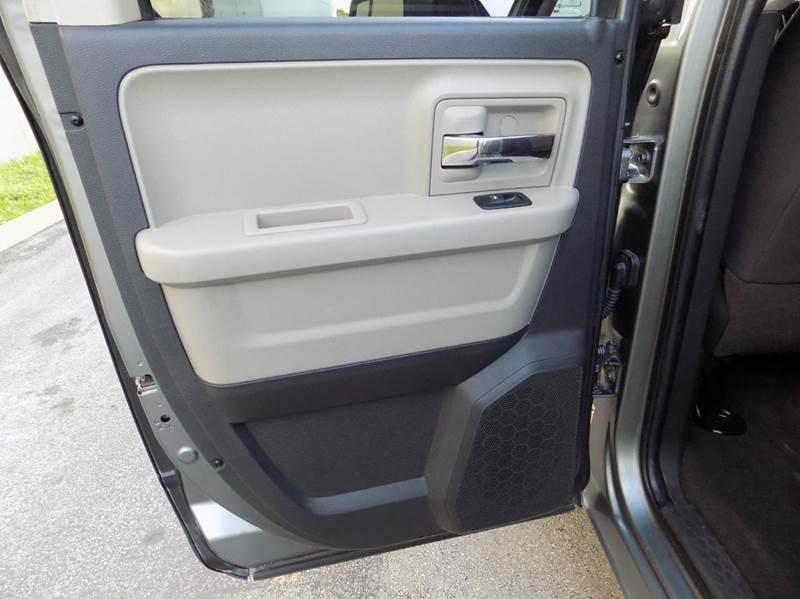 2010 Dodge Ram Pickup 1500 4x2 SLT 4dr Quad Cab 6.3 ft. SB Pickup - Hollywood FL