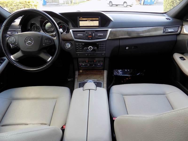 2010 Mercedes-Benz E-Class E 350 Sport 4dr Sedan - Hollywood FL