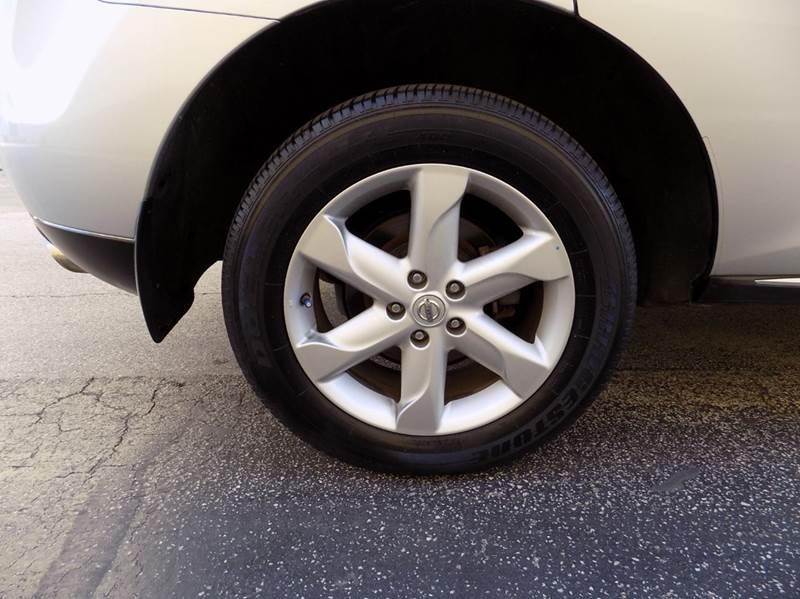 2009 Nissan Murano S AWD 4dr SUV - Hollywood FL