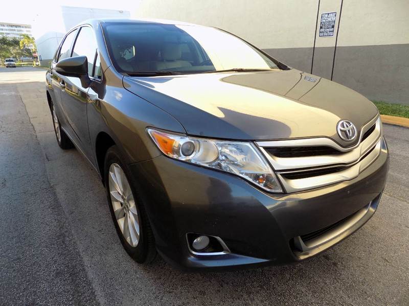 2014 Toyota Venza LE 4cyl 4dr Crossover - Hollywood FL