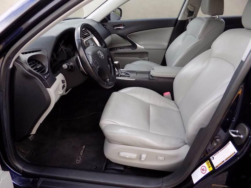 2008 Lexus IS 250 Base AWD 4dr Sedan - Hollywood FL