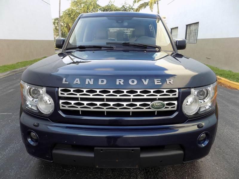 2011 Land Rover LR4 Base 4x4 4dr SUV - Hollywood FL