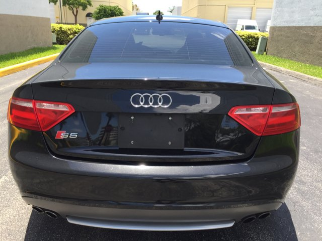 2009 Audi S5 AWD quattro 2dr Coupe 6A - Hollywood FL