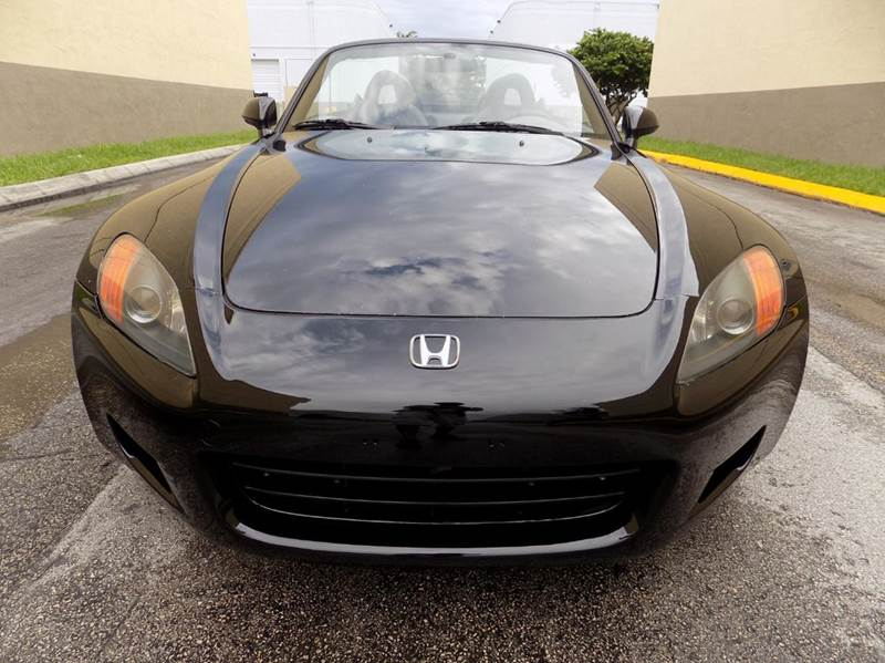 2003 Honda S2000 2dr Convertible - Hollywood FL