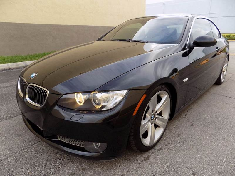 2008 BMW 3 Series 335i 2dr Convertible - Hollywood FL