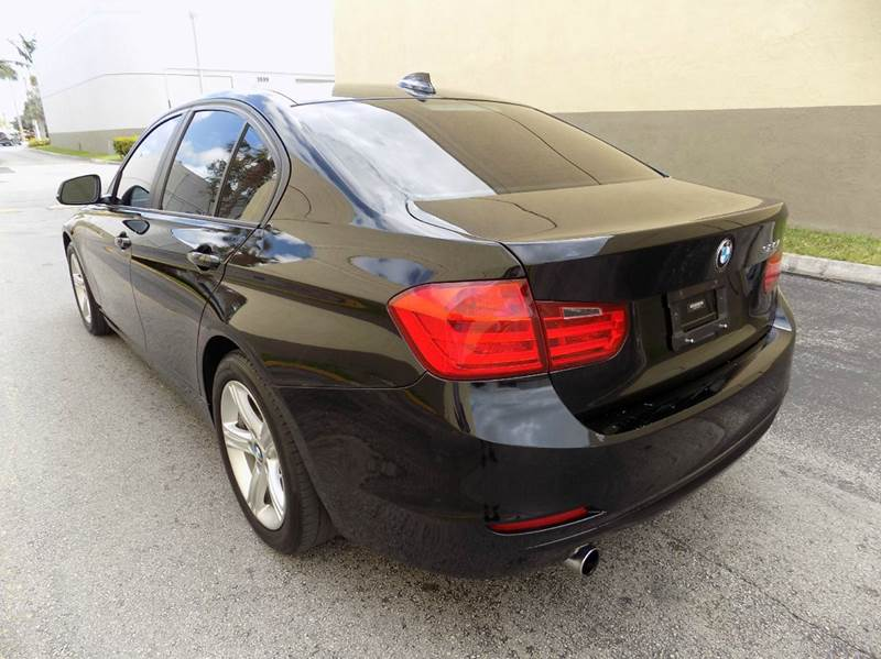 2014 BMW 3 Series 320i 4dr Sedan - Hollywood FL