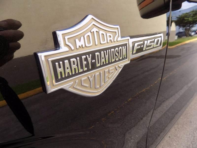 2010 Ford F-150 4x4 Harley-Davidson 4dr SuperCrew Styleside 5.5 ft. SB - Hollywood FL