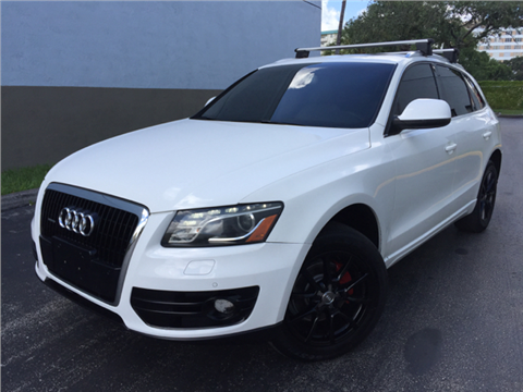 2009 Audi Q5 for sale in Hollywood, FL