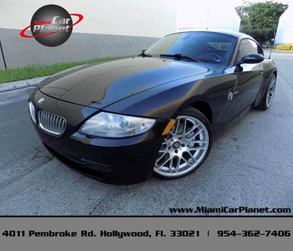 2007 BMW Z4 for sale in Hollywood, FL