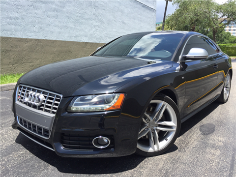 2009 Audi S5 for sale in Hollywood, FL