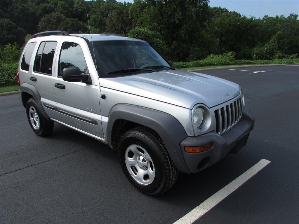 2004 jeep liberty sport 4dr 4wd suv in dalton ga j d auto sales. Black Bedroom Furniture Sets. Home Design Ideas