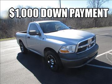 2010 Dodge Ram Pickup 1500 for sale in Dalton, GA
