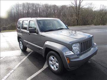 2012 Jeep Liberty for sale in Dalton, GA