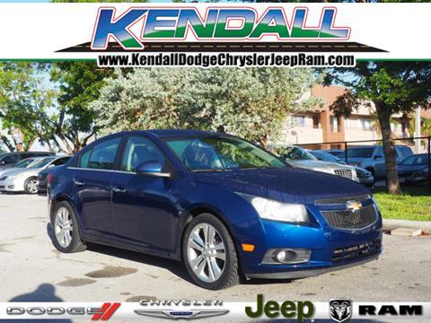 2012 Chevrolet Cruze for sale in Miami, FL