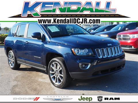 2014 Jeep Compass for sale in Miami, FL