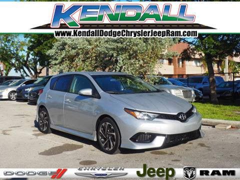 2016 Scion iM for sale in Miami, FL