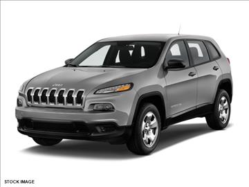 2017 Jeep Cherokee for sale in Miami, FL