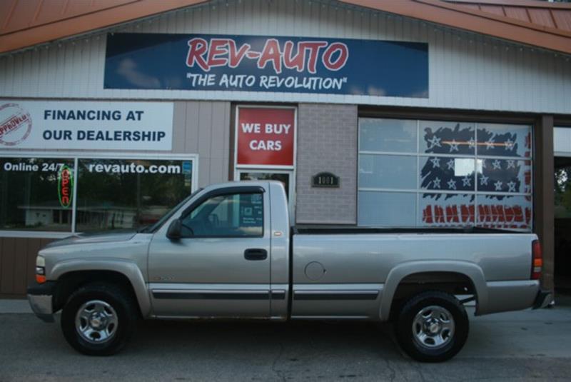 2001 Chevrolet Silverado 1500 - Clear Lake, IA MASON CITY IOWA ...