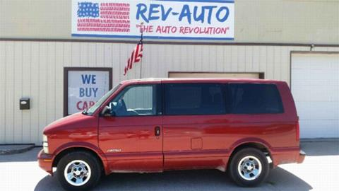 1998 Chevrolet Astro for sale in Clarion, IA