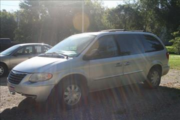 2006 chrysler town and country for sale iowa. Black Bedroom Furniture Sets. Home Design Ideas