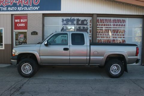 2002 Chevrolet Silverado 2500HD for sale in Clear Lake, IA